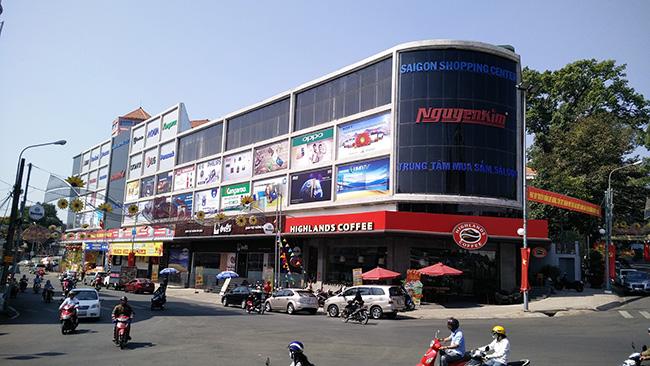 Trung tâm thương mại Nguyễn Kim Bình Dương